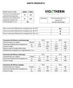 Vigotherm_Karty produktu Vigotherm_Karty produktu - Vigotherm Karty produktu