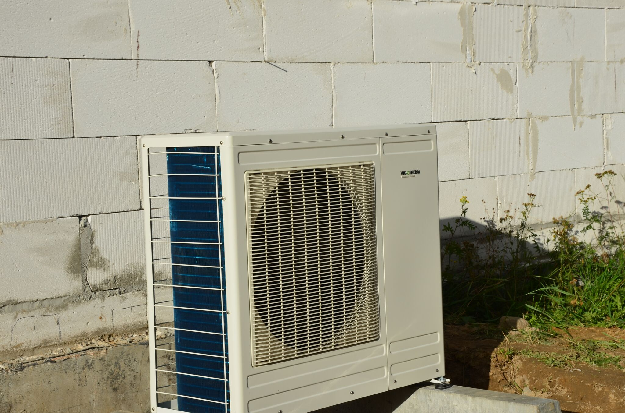 Pompa ciepła Vigotherm AERO 9 w Kolbudach
